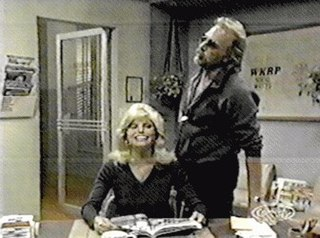 Dr. Johnny Fever Character on the television situation comedy WKRP in Cincinnati