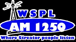WSPL - Image: WSPL station logo