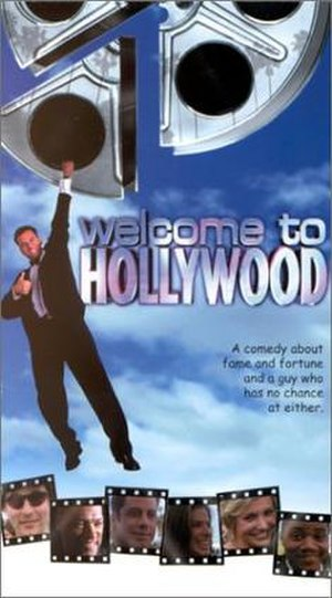 Welcome to Hollywood - Film cover