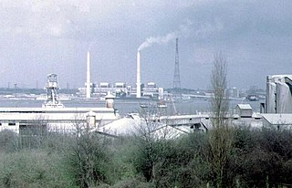 West Thurrock Power Station