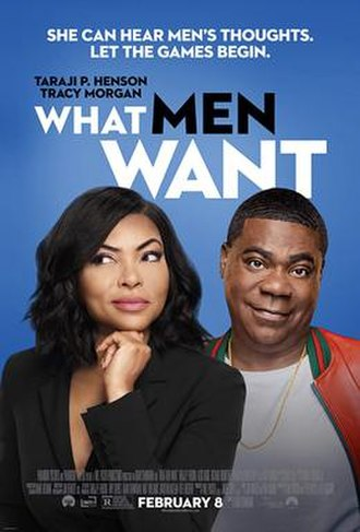 What Men Want - Image: What Men Want 2019 Teaser poster