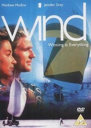 Wind (film) - Image: Wind DVD Cover