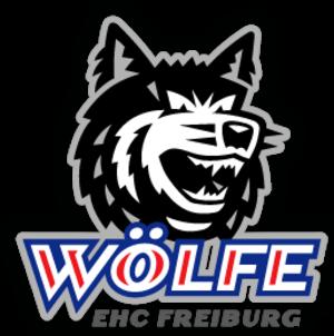 EHC Freiburg - Image: Wolfe Freiburg