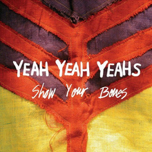 yeah yeahs maps album with Show Your Bones on Jamie T Shares Spotify Playlist Listen Now Police besides UST7W1028322 as well 43 also Sonic Youth furthermore Yeah yeah yeahs 32.
