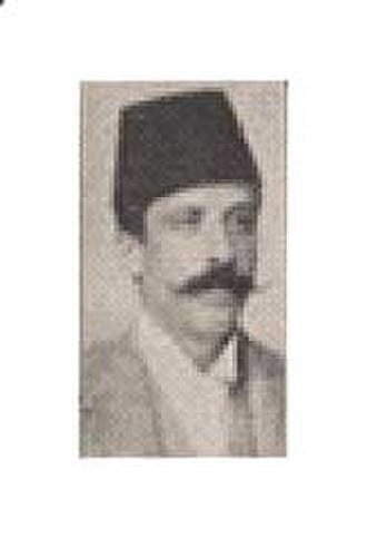 Youssef Aftimus - Image: Youssef Aftimus, 1891