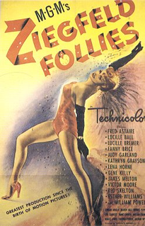 <i>Ziegfeld Follies</i> (film) 1945 film