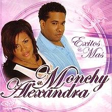 cd completo de monchy y natalia