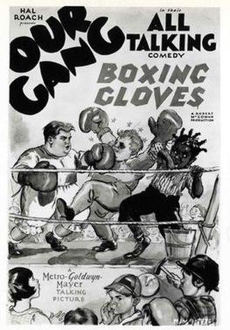 Boxing Gloves (film) - Film poster