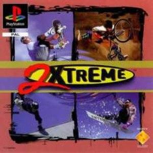 2Xtreme - Image: 2 Xtreme PAL