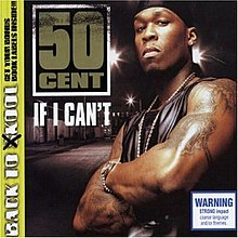 50 Cent - If I Cant - CD cover.jpg