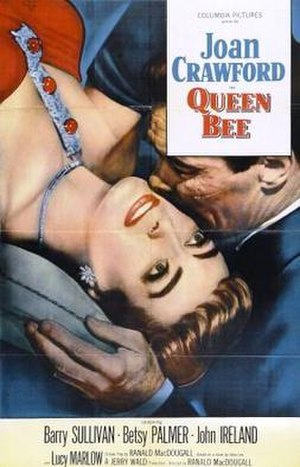 Queen Bee (film) - Theatrical release poster