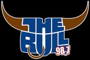 KUPL - Image: 98.7 THE BULL logo