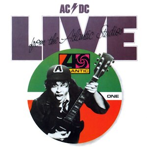 Live from the Atlantic Studios - Image: Acdc LFAS