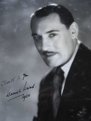 Warwick Ward - Image: Actor producer Warwick Ward