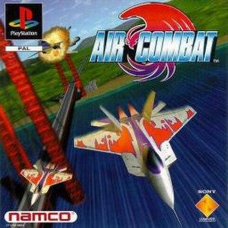 Air Combat - Image: Air Combat cover