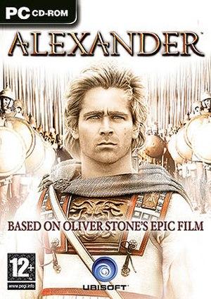Alexander (video game) - Image: Alexander (video game)