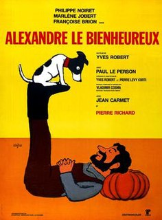 <i>Very Happy Alexander</i> 1968 film by Yves Robert