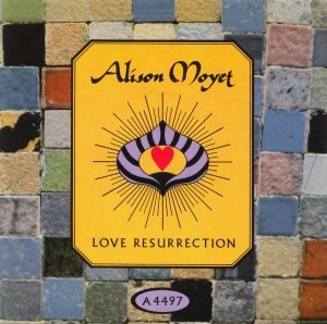 Love Resurrection - Image: Alison Moyet Love Resurrectioni Single