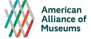 American Alliance of Museums - Image: American Alliance of Museums logo
