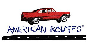 American Routes - Image: American Routes logo
