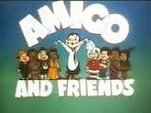 Amigo and Friends - Title screen