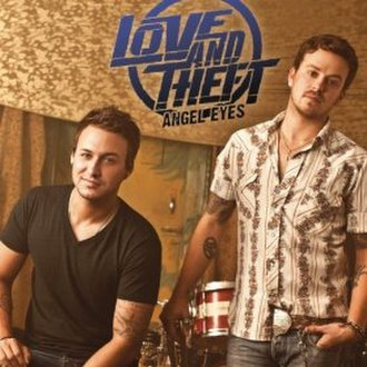 Angel Eyes (Love and Theft song) - Image: Angel Eyes