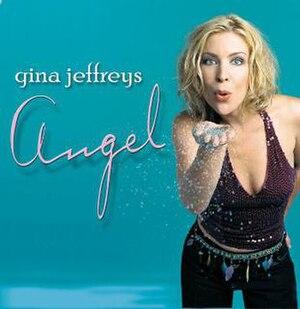 Angel (Gina Jeffreys album) - Image: Angel by Gina Jeffreys cover