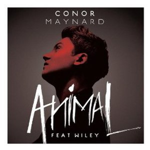 Animal (Conor Maynard song) - Image: Animal Conor Maynard