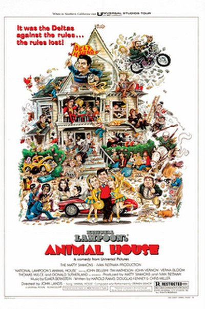 Picture of a movie: Animal House