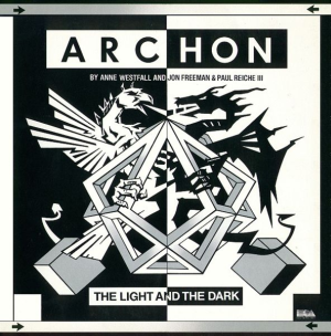 Archon: The Light and the Dark - Cover art