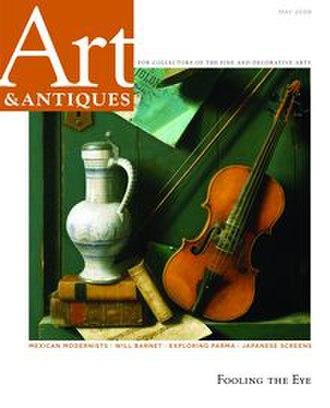 Art & Antiques - Image: Art & Antiques May 2009