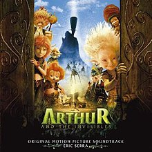 Arthur and the Invisibles (soundtrack).jpeg