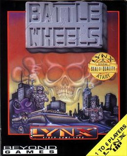 <i>BattleWheels</i>
