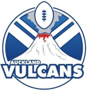 Auckland Vulcans - Image: Auckland Vulcans logo
