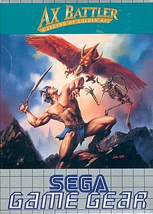 Ax Battle: A Legend of Golden Axe