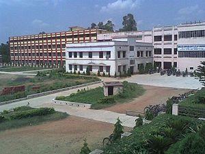 Bankura Unnayani Institute of Engineering - Academic area