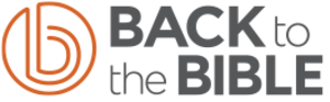 Back to the Bible - Image: Back to the Bible logo