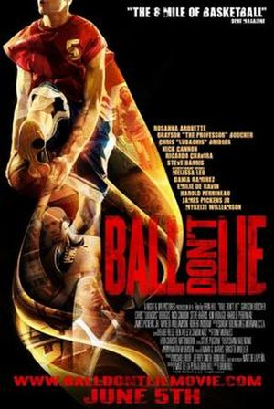 Ball Don't Lie - Image: Ball Don't Lie Film Poster