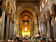 The Cathedral of Monreale.