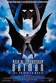 <i>Batman: Mask of the Phantasm</i> 1993 film by Bruce Timm, Eric Radomski