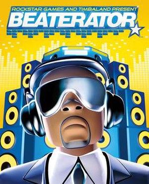 Beaterator - Image: Beaterator cover