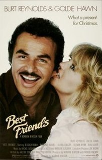 <i>Best Friends</i> (1982 film) 1982 feature film directed by Norman Jewison