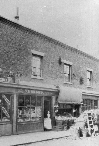 Bidder Street 1891