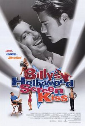 Billy's Hollywood Screen Kiss - Image: Billy's Hollywood Screen Kiss