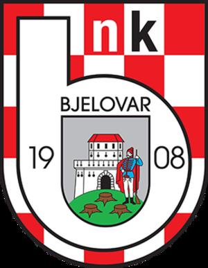 NK Bjelovar - Image: Bjelovar cro