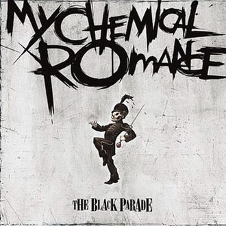 The Black Parade - Image: Blackparadecover