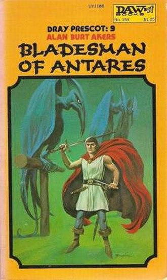Bladesman of Antares - First edition cover