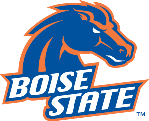 Boise State Broncos athletic logo