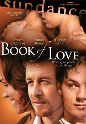 Book of Love (2004 film) - Image: Bookoflove cover