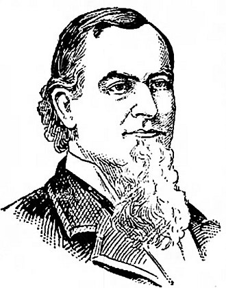 American Protective Association - Henry F. Bowers (1837-1911), founder and long-time head of the American Protective Association.